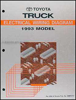 1993 toyota pickup owners manual pdf