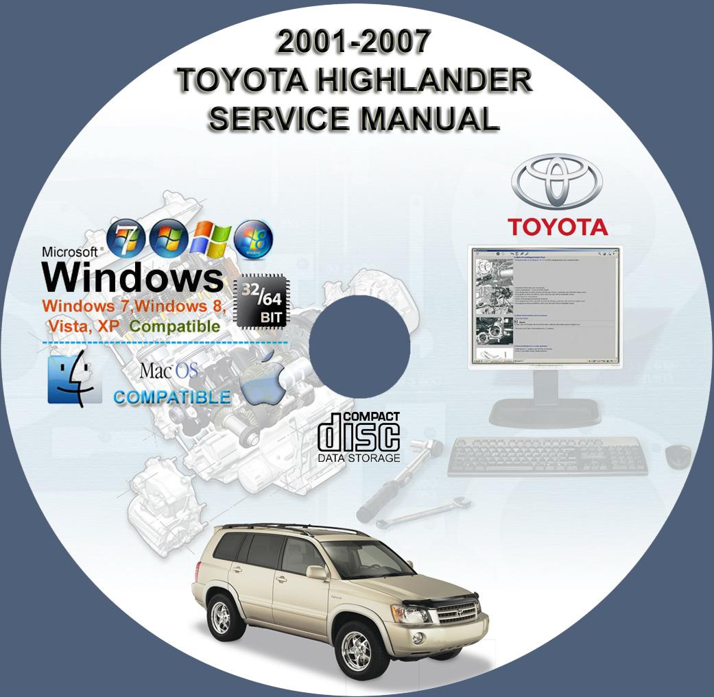 2007 toyota blade owners manual