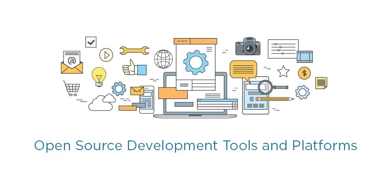 application development tools open source