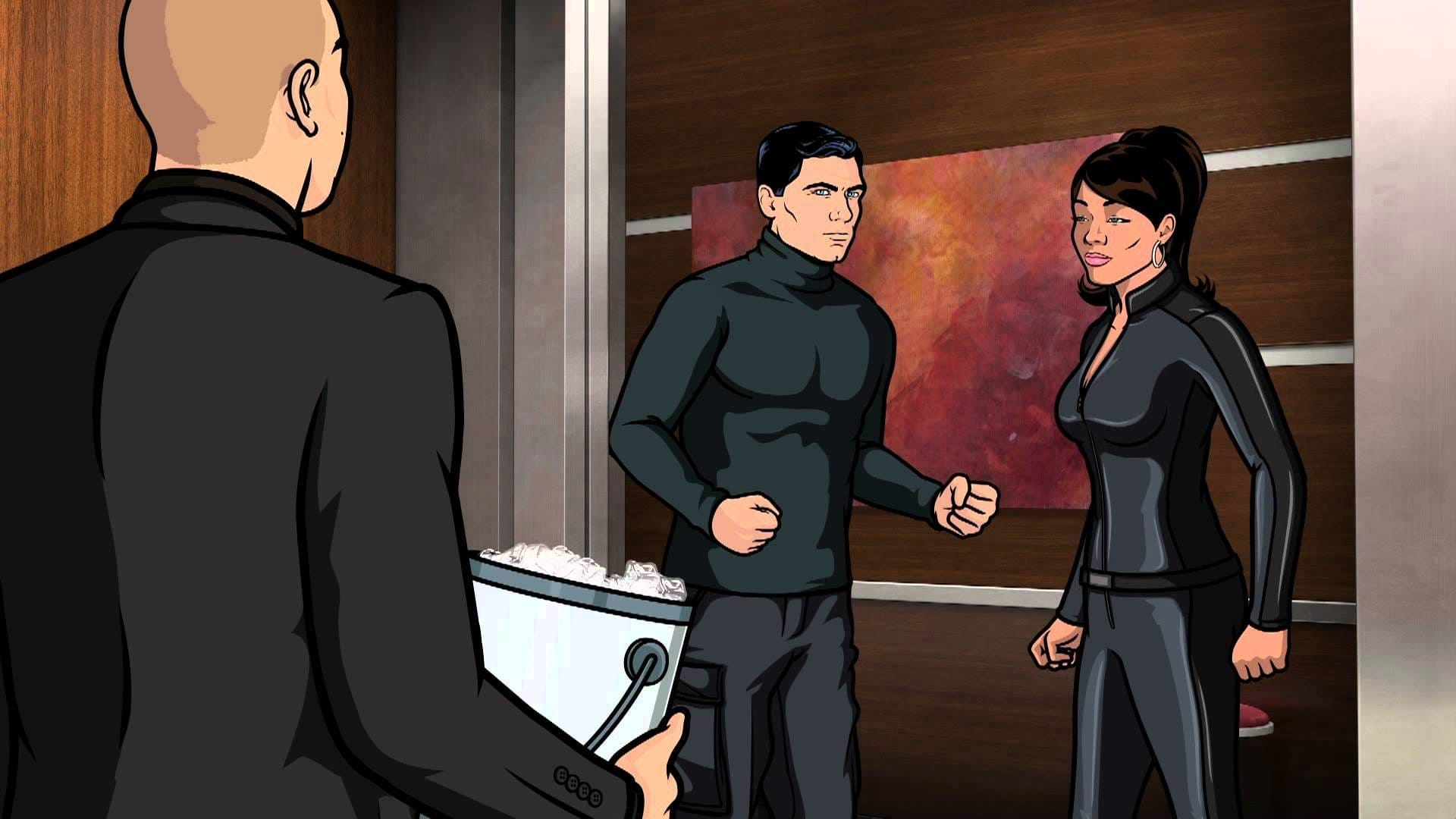 archer season 3 episode guide