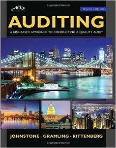 auditing a risk based approach 11th edition pdf