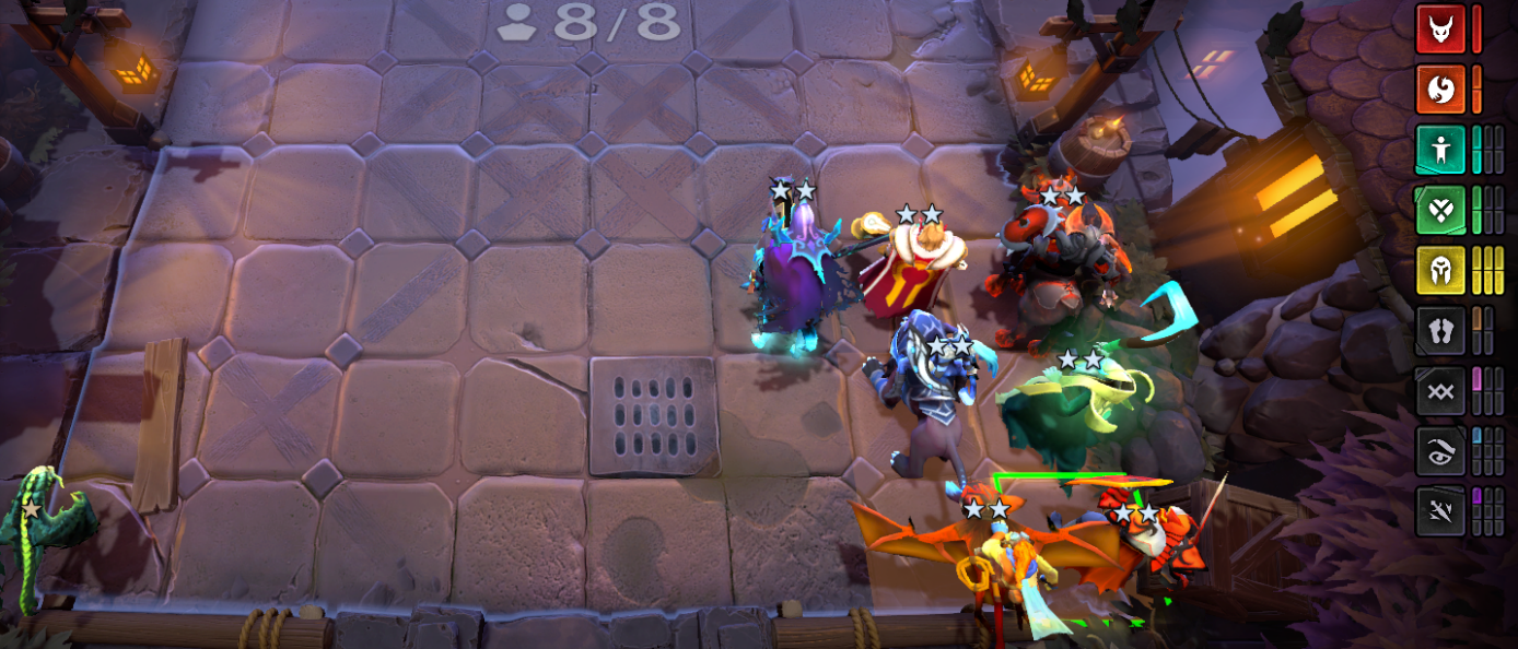 dota underlords counter guide