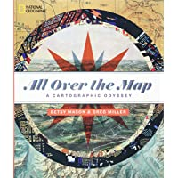 all over the map a cartographic odyssey pdf