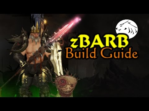 barbarian build guide