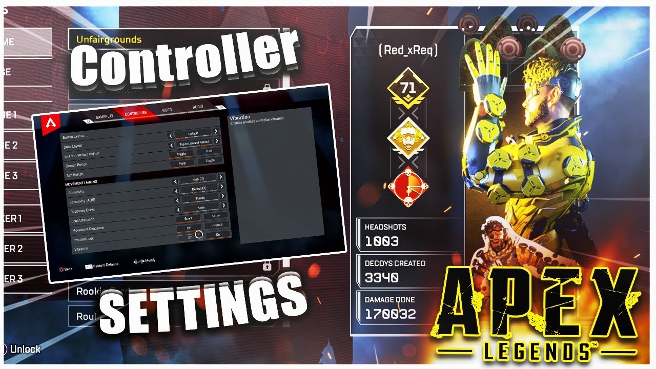 apex legends settings guide