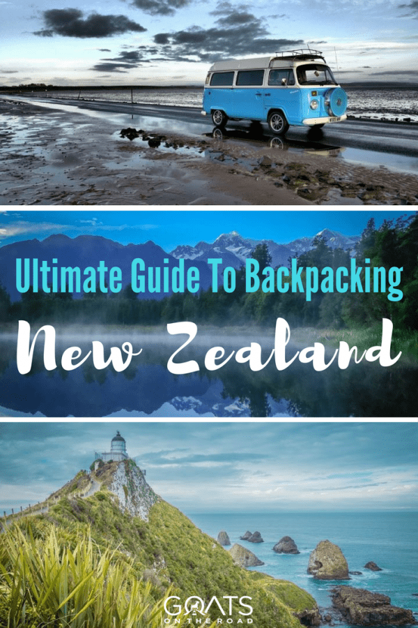 backpacking guide new zealand