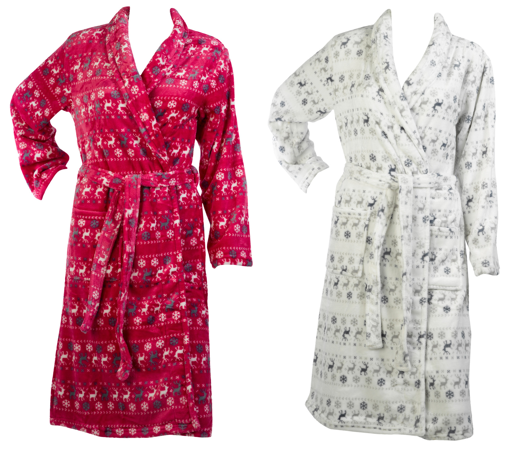 dressing gown pattern instructions